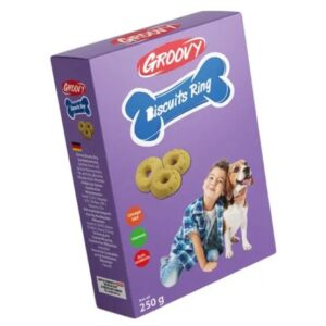 Groovy biscuits ring 250g