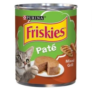 Friskies Mixed Grill Pate 368g
