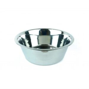 Stainless Steel Deep Dog Bowls water